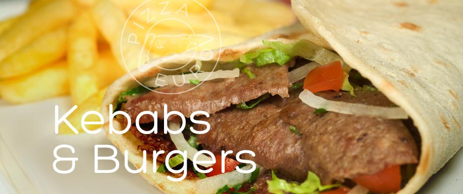 Kebabs & Burgers